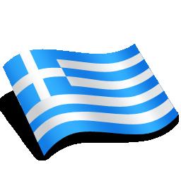 Greece Ellas Flag